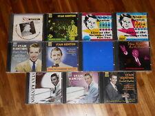 Stan Kenton – raccolta – 11 Cd – Live at the macumber Club – Balboa Bash 1941