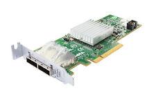 DELL - 3DDJT - DELL PERC H200E PCIE 6GBS DUAL SAS PORT Host Bus Adapter