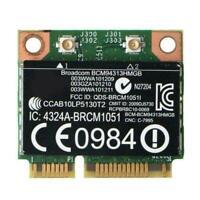 For Broadcom BCM94313HMGB Wifi Bluetooth4.0 Half Mini Wireless HP PCI-E L2W4