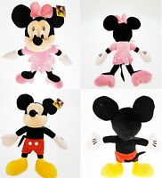 Soft Toy Topolino & Minnie Original Disney 60 cm Mickey Mouse Classic Giants