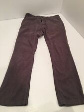 """COMUNE """"Taryn"""" Womens Fitted Mid Rise Jean Charcoal Size 31 EUC!!!"""