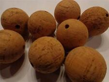 144 Natural Cork Balls 1 1/2 Inch Diameter Arts Crafts Games Science Round