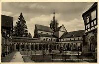 Bebenhausen bei Tübingen AK ~1930/40 ehemaliges Jagdschloß Klostergarten Baum