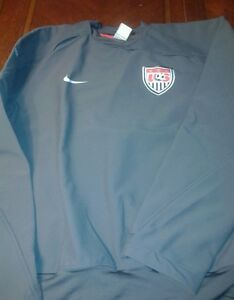 USMNT rare Nike heavy  thermal storm fit worn by players L or Xl