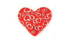 RED REUSABLE GEL HAND WARMER WARMERS HEART HEATPACK
