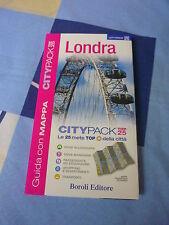 LONDRA CITYPACK GUIDA CON MAPPA TOP 25