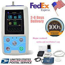 New Portable Vital Sign Patient Monitor, NIBP+SPO2+PR, PC Software CONTEC Brand
