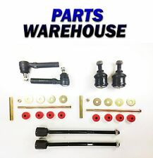 8 Piece Suspension Kit For Ford Mustang 94-98 Ball Joints Tie Rods 1 Yr Warranty