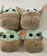 "NEW Star Wars Baby Yoda 10"" Mandalorian The Child Squishmallow!!"