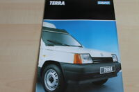 111097) Seat Terra Prospekt 1990