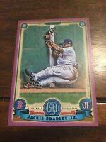 2019 Gypsy Queen ** PURPLE ** #160 Jackie Bradley Jr  ~   Boston Red Sox