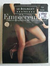 1903 Collant fantaisie Le BOURGET Paris Empiecement 20D Taille 2 col VOLCAN NEUF