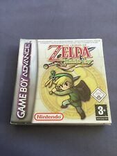La Leyenda de Zelda The minish cap juego Boy Advance Raro Nintendo GBA