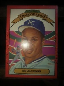 1990 Bo Jackson Rare Mint Condition #1 PSA?