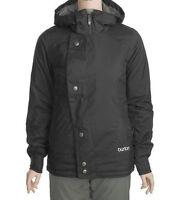 Burton Parallel Jacket Juniors Womens Snowboard Waterproof Insulated Black XS S