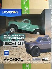 Axial Scx24 1967 Chevrolet C10 1/24 4wd-rtr Green