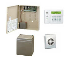 Honeywell Vista20P Alarm System with 6160RF Keypad Wave2 SIren Battery