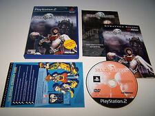 SHADOW HEARTS 1 - Sony Playstation 2 PS2 - UK PAL - VG COND - Boxed & Complete