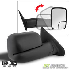 [RIGHT] 2002-08 Dodge Ram 1500/03-09 2500 3500 Tow Manual Mirror Passenger Side