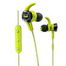 Monster Cable iSport Victory In-Ear Wireless Headphones MH ISRT VIC IE GR BT