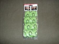 Veterinary stretch wrap 4 pack Andover Usa made Power Flex lime green horseshoe