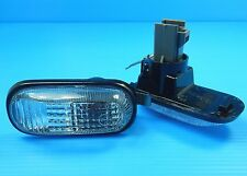Side Marker Turn Signal Lights Lamp LH RH For 92-95 Honda Civic Coupe Sedan City