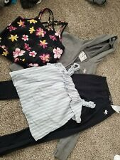 Lot Of Girls Clothing Size 9/10 Abercrombie 4 Pieces
