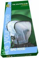 Clear Golf Bag Hood - Boxed