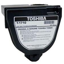(3) Genuine Toshiba T-1710 Black Toner T1710 Toshiba 1650 1710 2050 2310 2500 25