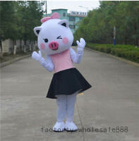 Adult Cosplay GG Bond Pig Year Mascot Costume Halloween