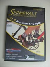 CYCLING Indoor DVD workout Spinervals 11.0 Big Gear Strength bi triathlon spin