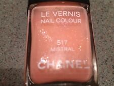 Chanel Vernis MISTRAL #517 Sparkly Nail Polish Limited Edition!!