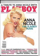 MEN'S INTEREST May 2007 Playboy ~ ANNA NICOLE SMITH ~ Shannon James