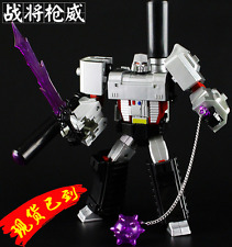 New Transformers third party war will Megatron G1 zoom v-level pistol Wei invent