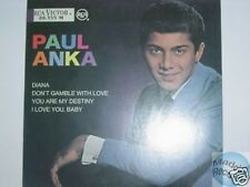 PAUL ANKA DIANA .. CD EP france