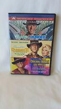Crocodile Dundee : Triple Feature  ( DVD, 3-Disc Set ) LIKE NEW