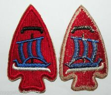 Patch original WWII USA 74 th regimental combat team  ( 003 )