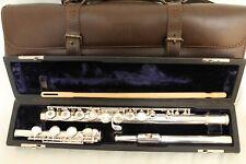 Trevor James Virtuoso II Solid Silver Flute