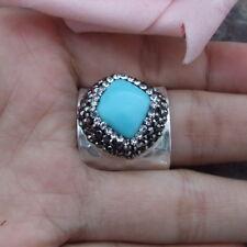 GE052114 Amethyst Druzy Cuff Ring