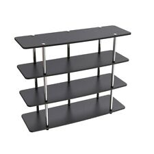 Convenience Concepts Designs2Go XL Highboy TV Stand , Black - 131372
