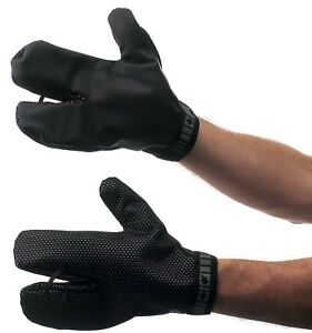 New ASSOS LOBSTER SHELL GLOVES BLACK Cycling Gloves size XX-Small