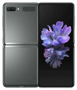 Samsung Galaxy Z Flip 5G SM-F707U (Unlocked) 256GB SmartPhone Gray/Bronze