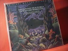 "MFSL 1-240 B.HERRMANN ""FANTASY FILM WORLD"" (ANADISC-200GRAM/USA/FACTORY SEALED)"
