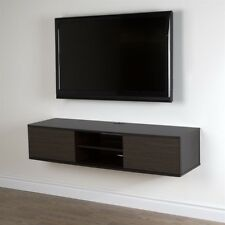South S Furniture 56 Wide Wall Mounted Media Console 9028676