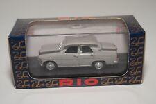 @. 1:43 RIO 118 ALFA ROMEO GIULIETTA BERLINA 1955 GREY MINT BOXED