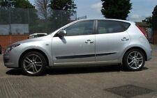 Body Side Mouldings Door Molding Protector Trim for Hyundai i30 5 door 2007-2011
