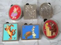 Winnie the Pooh and Friends 2013 Hidden Mickey Set DLR Choose a Disney Pin