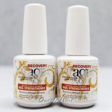 LOT 2 Gelish Harmony VITAGEL RECOVERY Base Coat Vitamin Nail Strengthener #01152