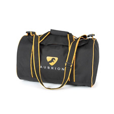 Aubrion Holdall Duffle Bag - Black