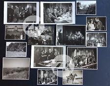 KARL EWALD Photographe Cinéma Kino Allemagne Guerre Militaire UFA 14 Photos 30s